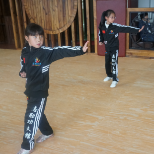 少儿武术课程